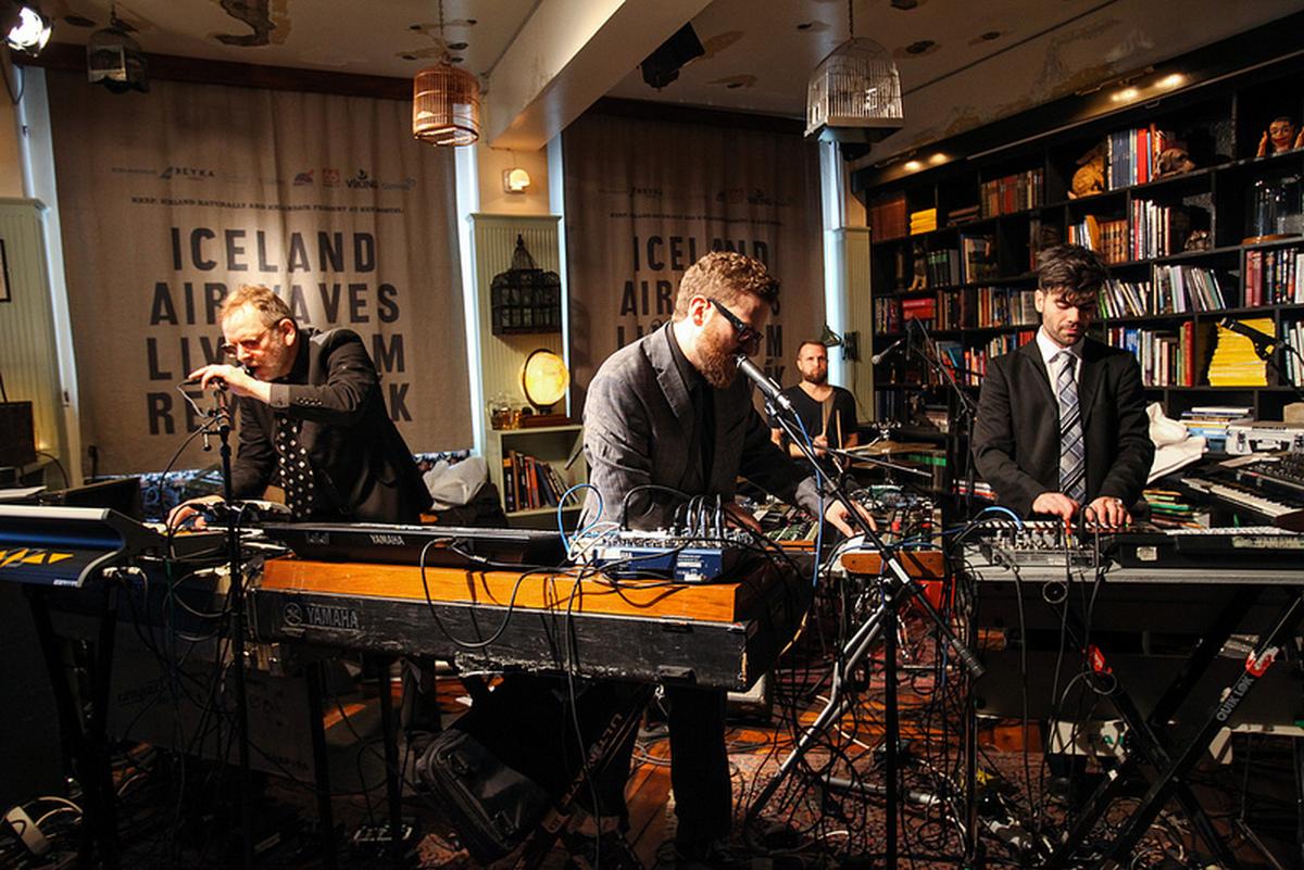 Apparat Organ Quartet - Wikipedia