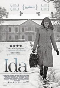 IDA, US poster art, Agata Trzebuchowska, 2013. ©Music Box Films